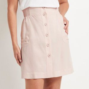 NWT Sussan Casual Pink Skirt Size's 8 To 18